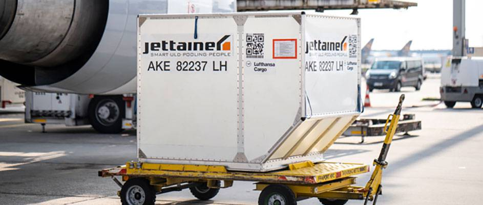 Jettainer Provides ULDs For Repatriation- And Cargo Flights.