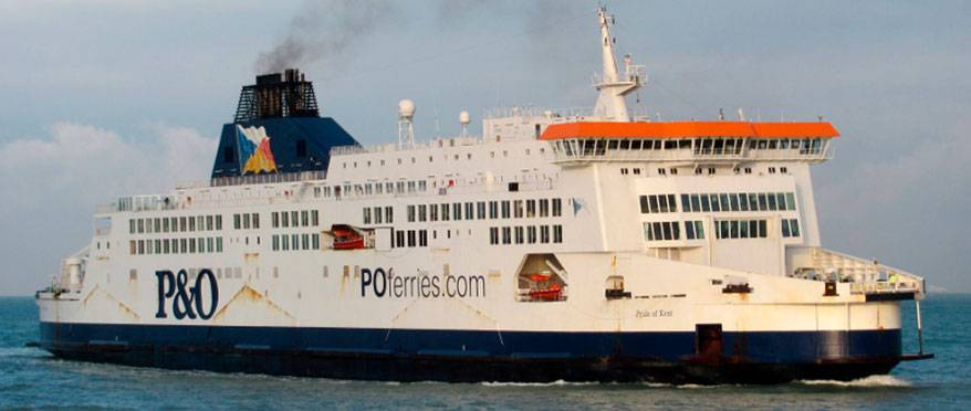 DFDS targets fleet-wide emission reductions