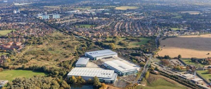 Royal Mail and JAS Forwarding take space at Heathrow Logistics Park